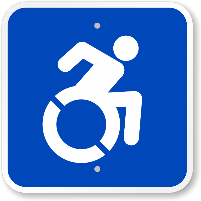 Accessible Entrance Signs Directional Access