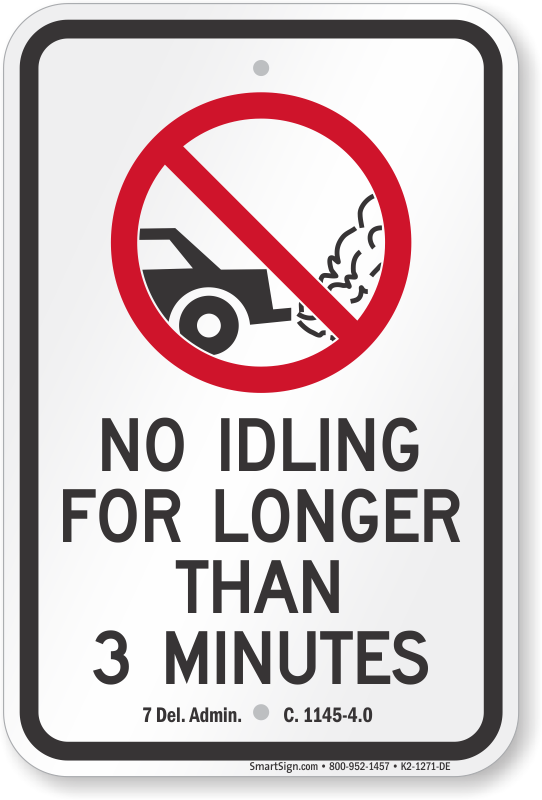 Delaware Parking Signs Fire Lane Signs And Other