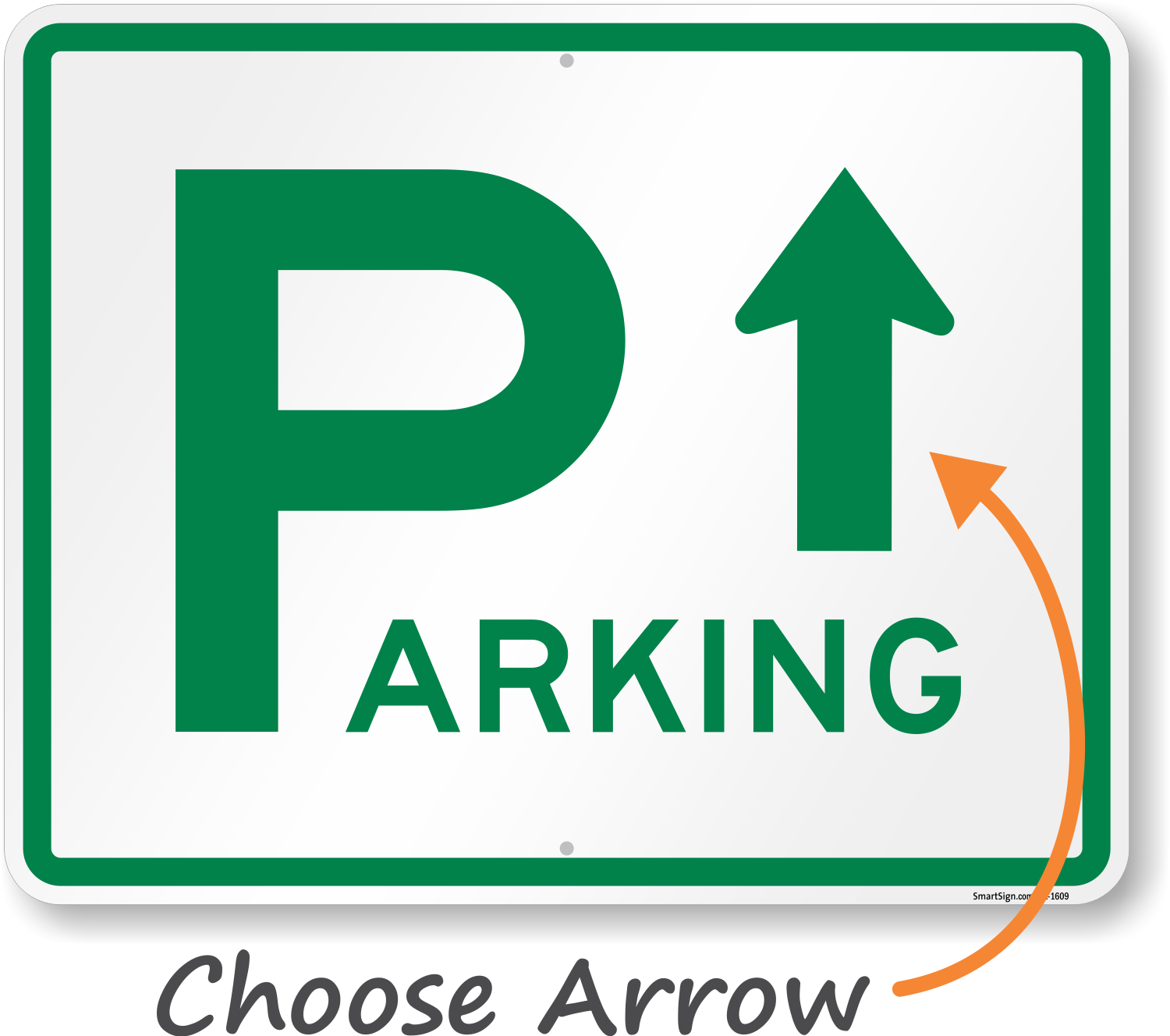 Parking Lot Signs Over 500 Stock And Custom Designs