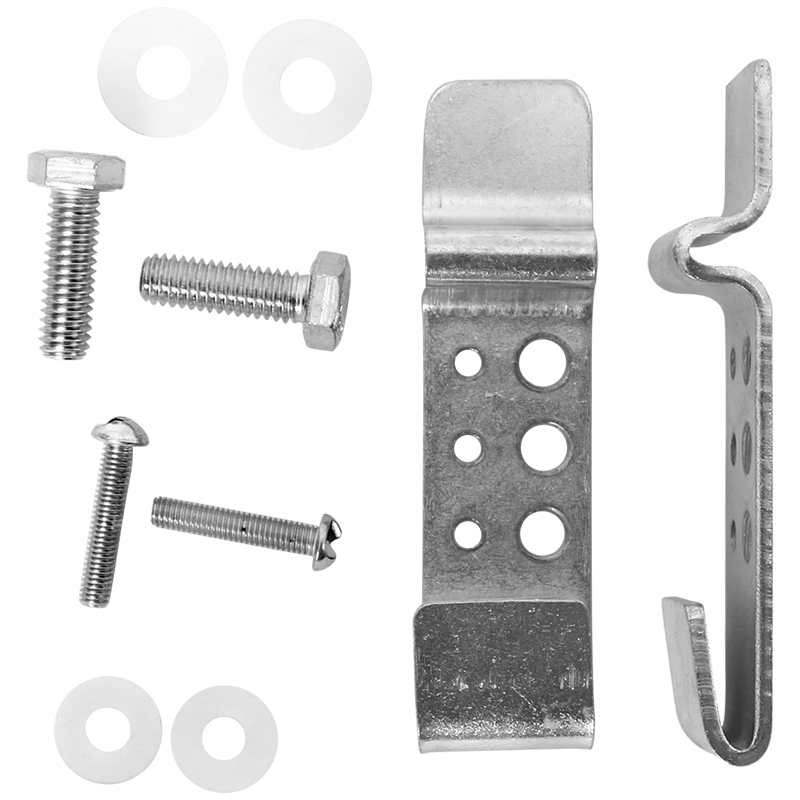 Ez Clip Sign Clips For Chain Link Fence Pair Sign