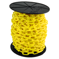 1.5 Inch Heavy Plastic Chain On A Reel