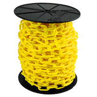 2 Inch Heavy Plastic Chain On A Reel