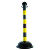 3 in. Pole Stanchions, Heavy Duty