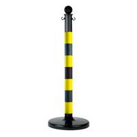 2.5 in. Pole Stanchions, Standard Duty