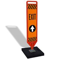 FlexPaddle Portable Exit Straight Arrow Paddle