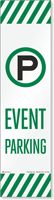 FlexPost Event Parking Decal