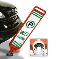 FlexPost Valet Parking Paddle
