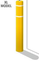 FlexBollard XL with Signpost