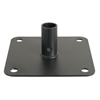 9 InchSquare FlexpostReplacementBase Plate