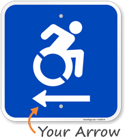 Access Symbol Sign