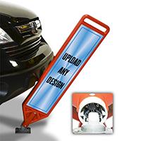 Custom FlexPost Paddle Sign Kit