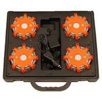 LED Road Flare 4 Pack