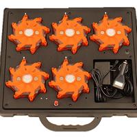 LED Road Flare 5 Pack