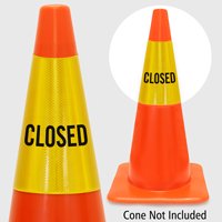 Closed Cone Collar