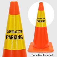 Contractor Parking Cone Collar