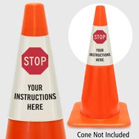 Custom Stop Cone Collar