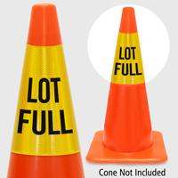 Lot Full Cone Collar
