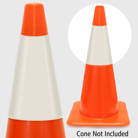 Reflective Cone Collar Sleeve