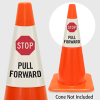 Stop Pull Forward Cone Collar