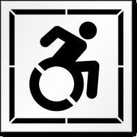 New ISA Sign Symbol Stencil