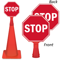 Mini Stop Sign