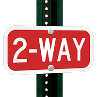 2-Way STOP Signs Companion