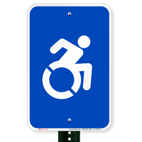 Accessible Symbol Signs (With Graphic)