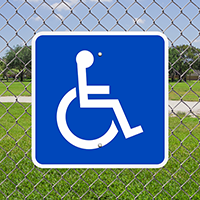 Handicapped Symbol Signs