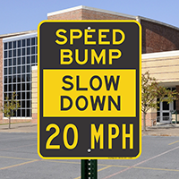 Slow Down 20 Signs