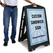 Upload Your Own Design Custom BigBoss Pro Sign Kit