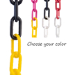 50 ft of 2in. Bi-color Chain