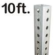 10' Square Post