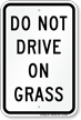 Restriction Sign