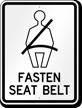 Fasten Seat Belt Sign