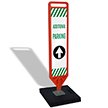 Additional Parking Straight Arrow Portable FlexPost