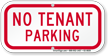 Supplemental Parking Sign