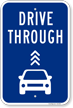 Select Your Color Drive Through Sign
