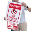 SlipOver Temporary Sign Cover