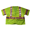 LED Safety Vest Yellow-Green