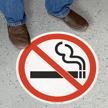 No Smoking with Symbol