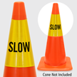 Slow Cone Collar
