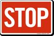 Rail Road Clamp Sign