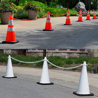 Traffic Cone & Chain Kits