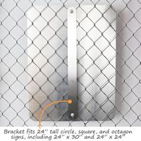 Fence Bracket for 24