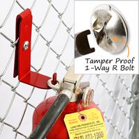Fire Extinguisher Mounting Hardware