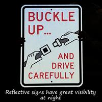 Seat Belt Signs