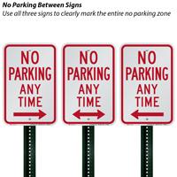 Parking Restriction Sign
