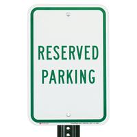 Parking Spot Sign