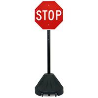 Standard Black Base,Portable sign