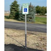 FlexPost® Rigid Signpost